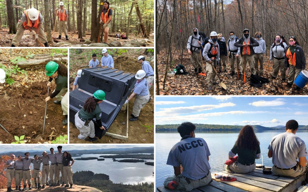 What It's Like to Host an AmeriCorps NCCC Team