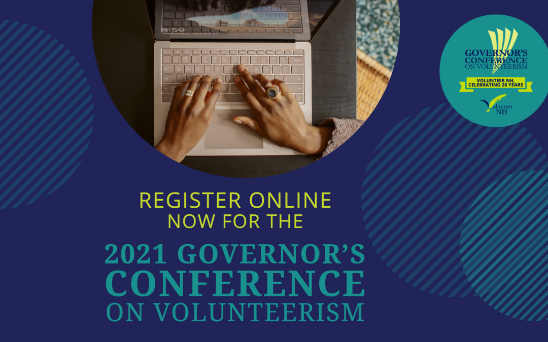 Register Now for Free, Virtual Conference on Volunteerism
